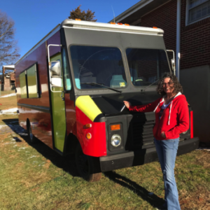 Mari's Hella Fat Food - New Bern Food Truck