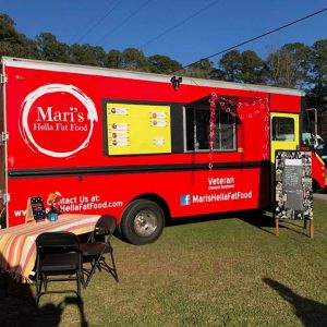 New Bern NC Food Truck