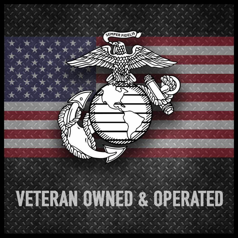Veteran Owned Business!